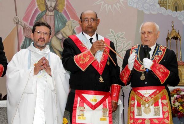 LA MASONERIA UNA RELIGION