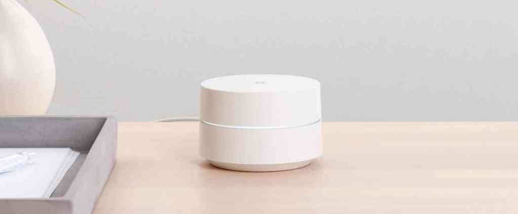 Router Nest WiFi de Google
