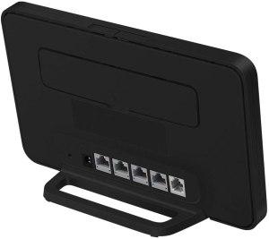 Router 4G para poner SIM y conectar un teléfono fijo a través de clavija 2