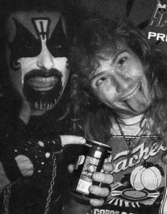 mustaine king diamond