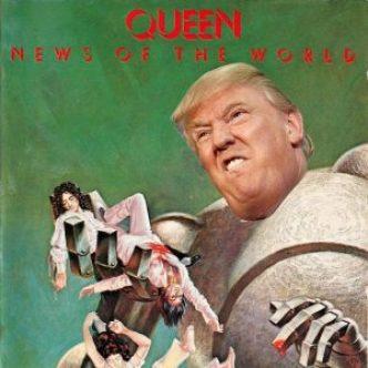 queen donaldtrump