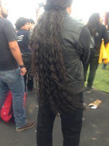 h&h long hair by Jon Marin