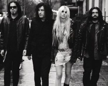 ThePrettyReckless band