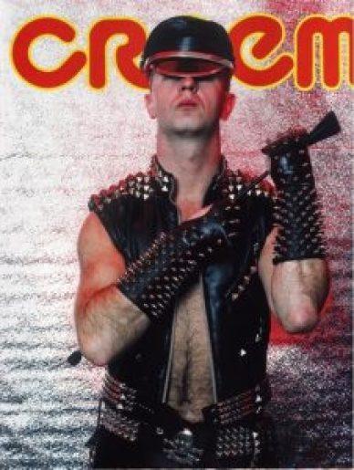 Año 1984:  ¿De verdad a nadie se le pasó por la cabeza que este señor podía ser gay?