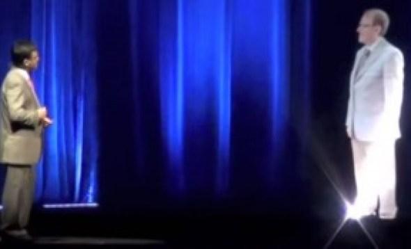 Hologramas 4D ya se sitúa en el mercado tecnológico.
