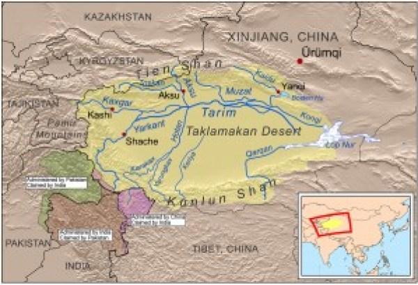 Mapa-de-la-depresión-del-Zona Tarín.