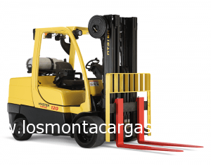 Montacargas Hyster serie s80-120ft