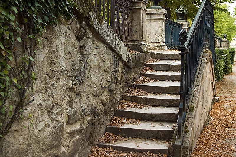 Jardines del Palacio de la Granja, Segovia. Septiembre 2006