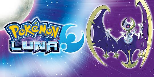 Pokémon luna, un juego para conocer y divertirse; ¡juguemos!