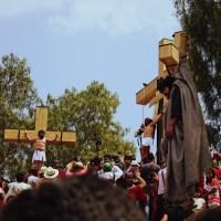 Semana Santa en el Cerro de la Estrella de Iztapalapa