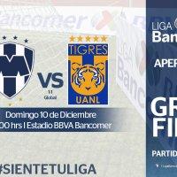 Minuto a minuto | Tigres se levanta y ya vence a Monterrey