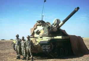 Il ruolo dell'esercito in Medio Oriente