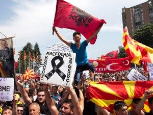 L'odio etnico è vivo in Macedonia