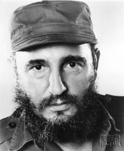 Ciao Fidel!