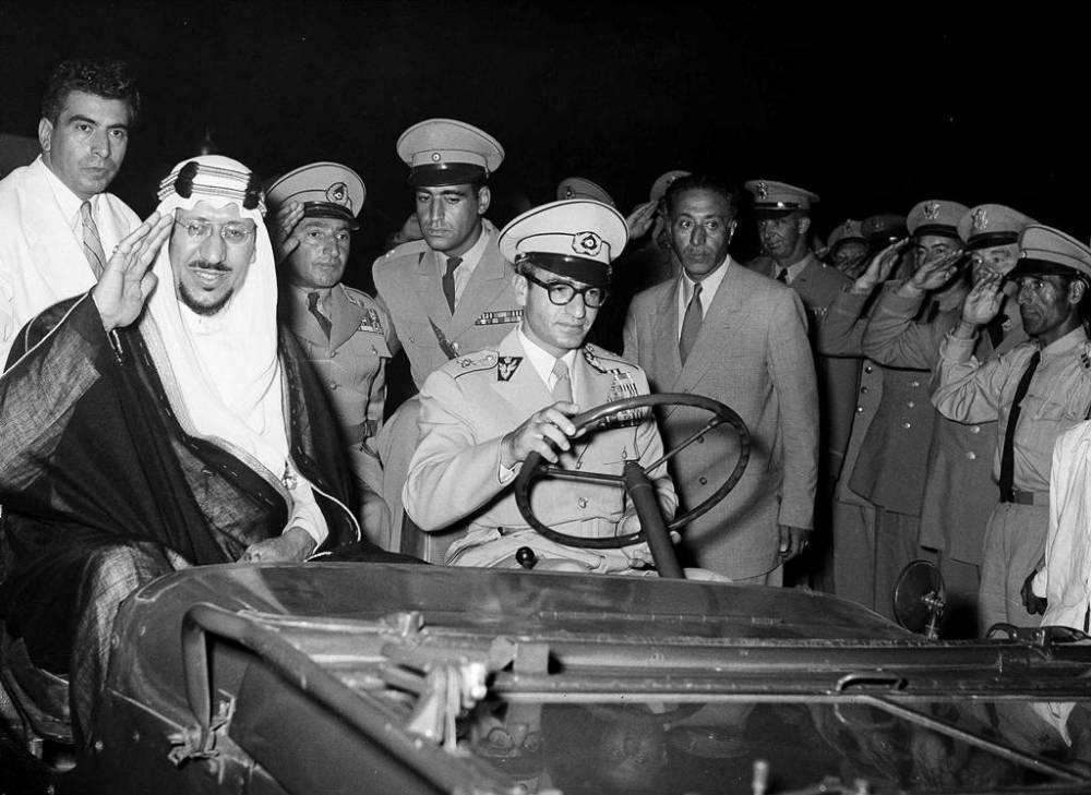 corpo del testo Shah e Saud 1955_58903f7163da7