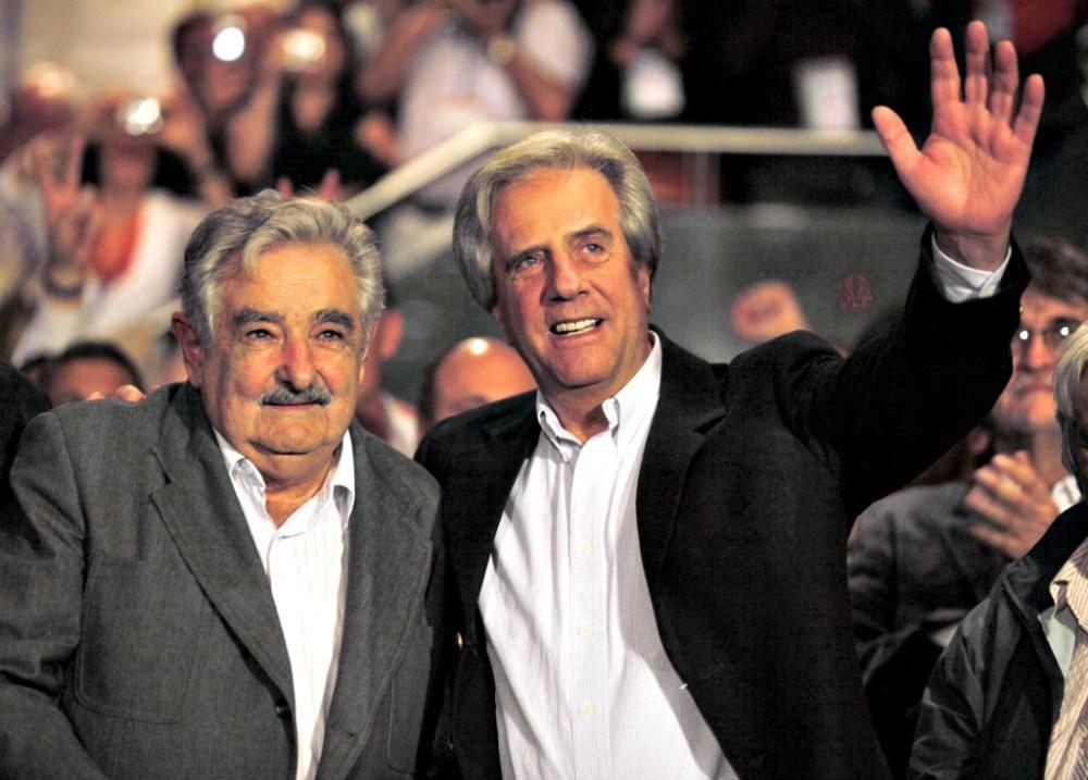 Mujica e Vasquez
