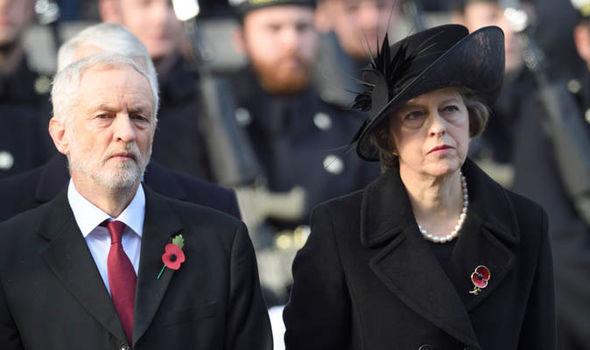 elezioni - UK - GB - 2017 - Conservatori - Thresa May - programma - sondaggi - Corbyn (3)
