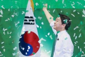 Elezioni in Corea del Sud: chi è Ahn Cheol-soo