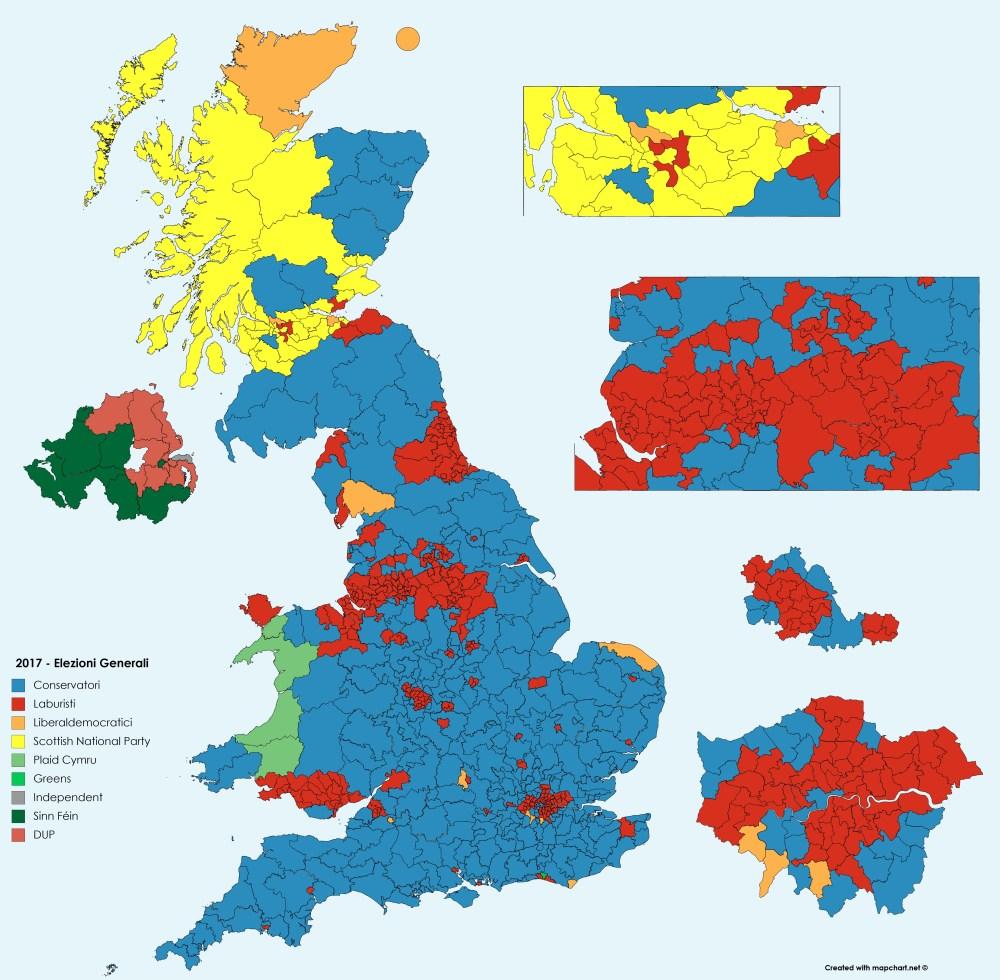 2017 - Elezioni Generali