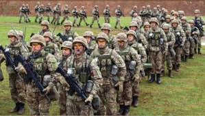 militari montenegro