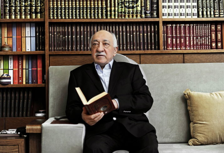 Turkey seeks extradition of Gulen from US