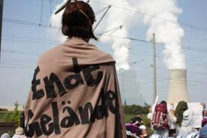 Lo Spiegante: Ende Gelände e la giustizia climatica
