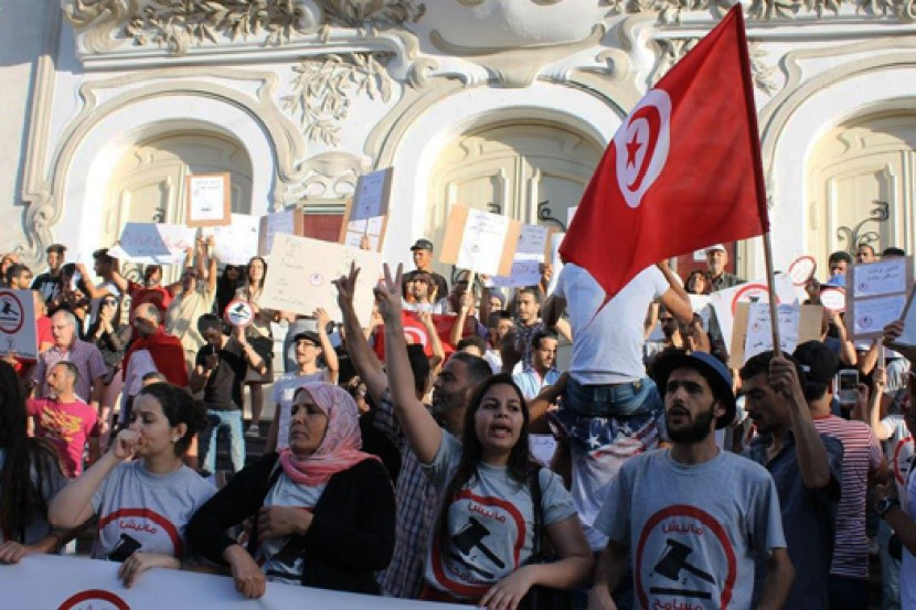 ICTJ_Tunisia_Reconciliation_Protests_0