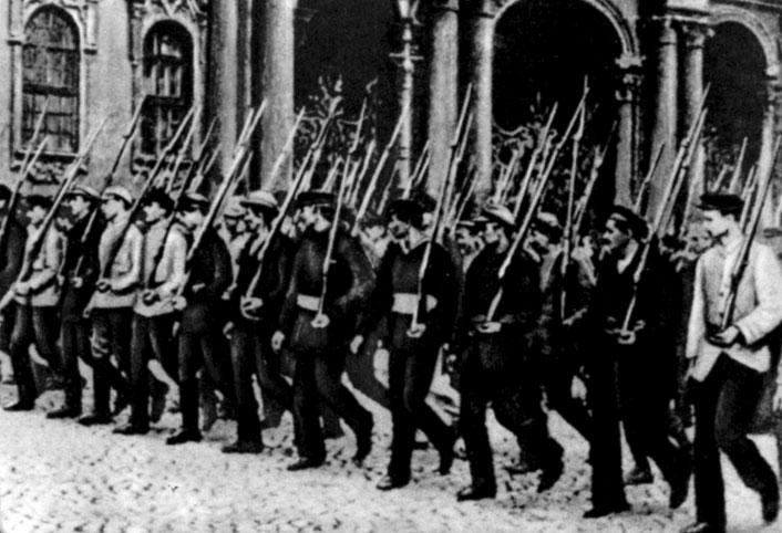Rivoluzione d'Ottobre 1917