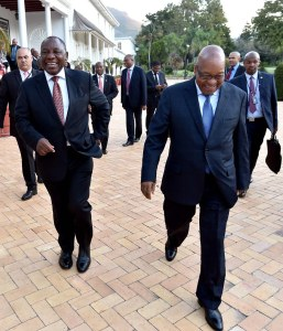 Tra Zuma e Ramaphosa: una speranza per il Sudafrica?
