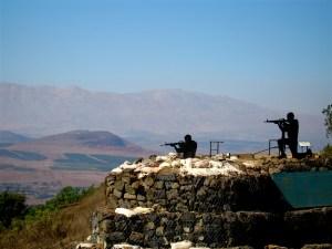 Crisi sui cieli del Golan