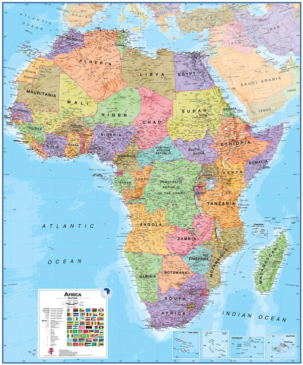 Africa Centrale Cartina Politica.Perche I Confini Africani Sono Quelli Di Oggi Lo Spiegone
