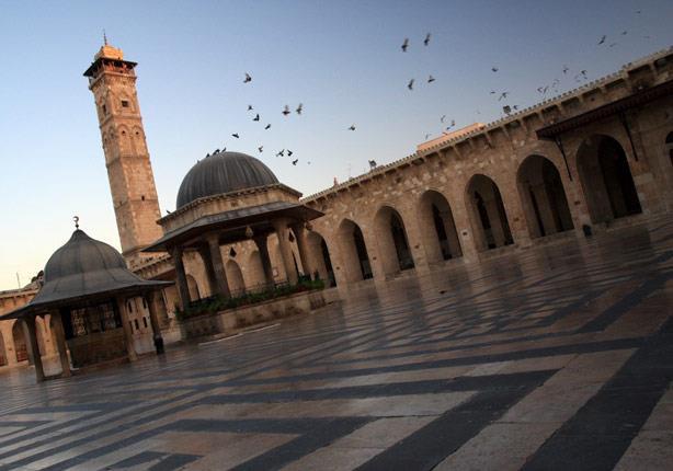 moschea aleppo