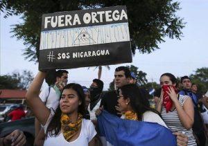 """Nicaragua: è esplosa la protesta contro """"l'altro Sandinismo"""""""