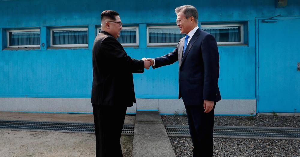 corea nord sud