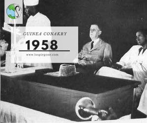 Ricorda 1958: l'indipendenza della Guinea di Sékou Touré