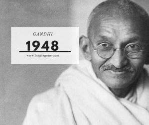 Ricorda 1948: Gandhi