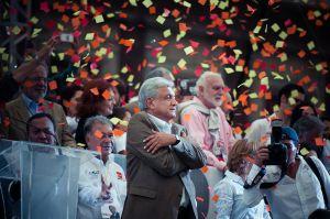 Il personaggio dell'anno America Latina: Andrés Manuel López Obrador