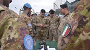 Peacekeeping in Libano: la missione UNIFIL italiana