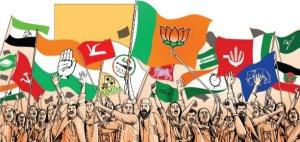 Elezioni Generali India: i partiti politici