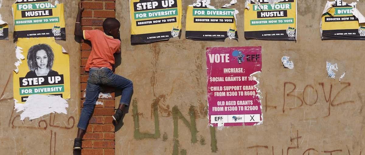 Sudafrica-elezioni-2019-manifesto