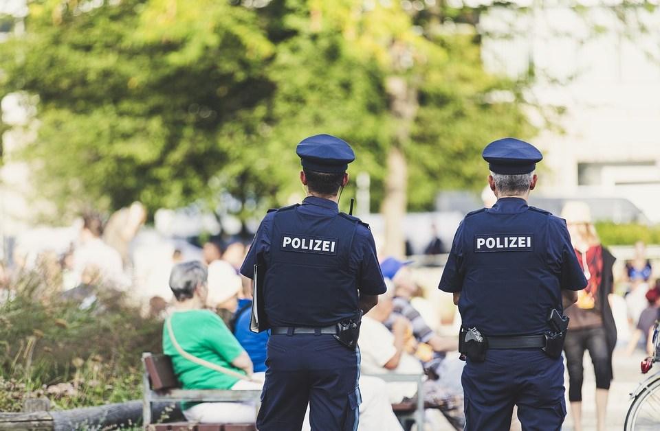 numero identificativo per le forze dell'ordine