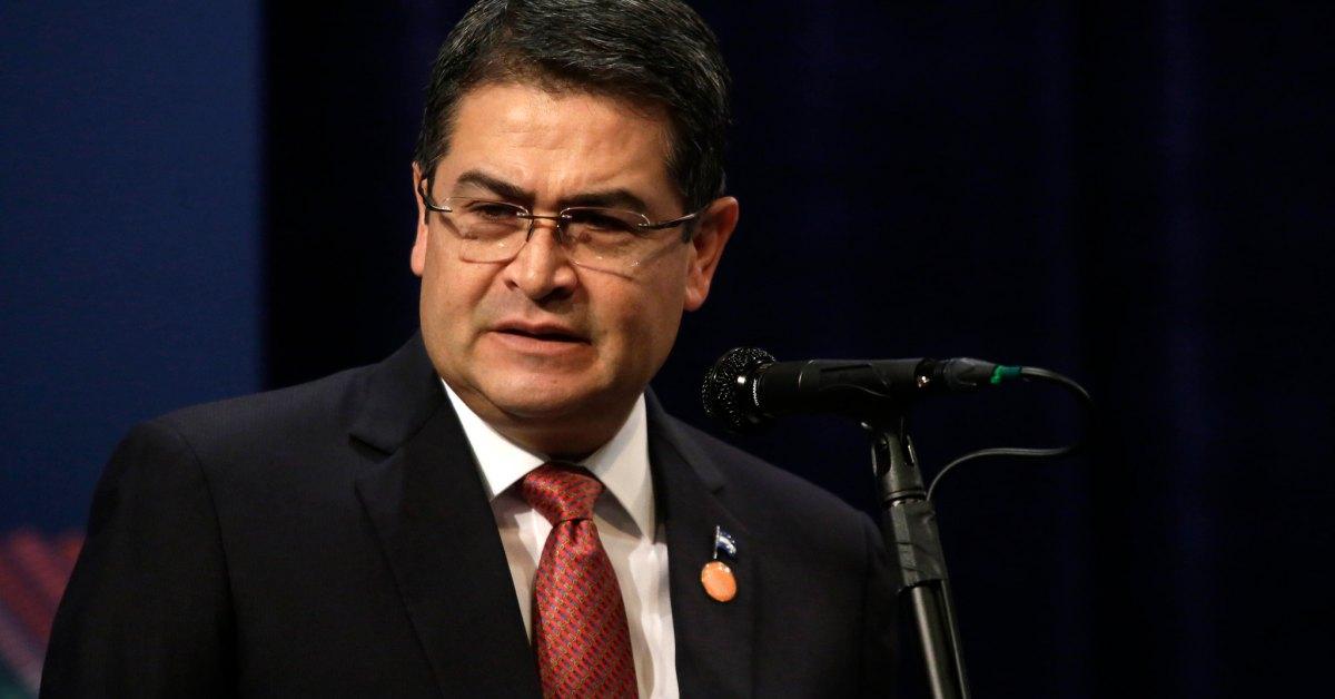 Honduras rivolte hernandez