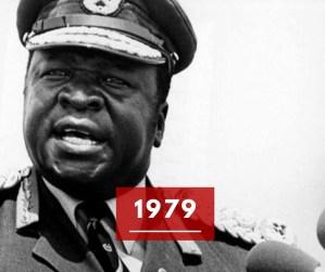 Ricorda: la caduta di Idi Amin del 1979