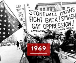 Ricorda 1969: i moti di Stonewall