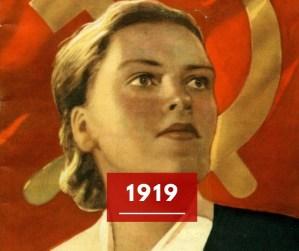 Ricorda 1919: lo Zhenotdel e l'emancipazione della donna