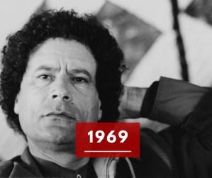 Ricorda 1969: Gheddafi e la rivoluzione: l'ascesa del raìs