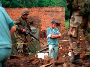 Ricorda 1998: la guerra in Kosovo