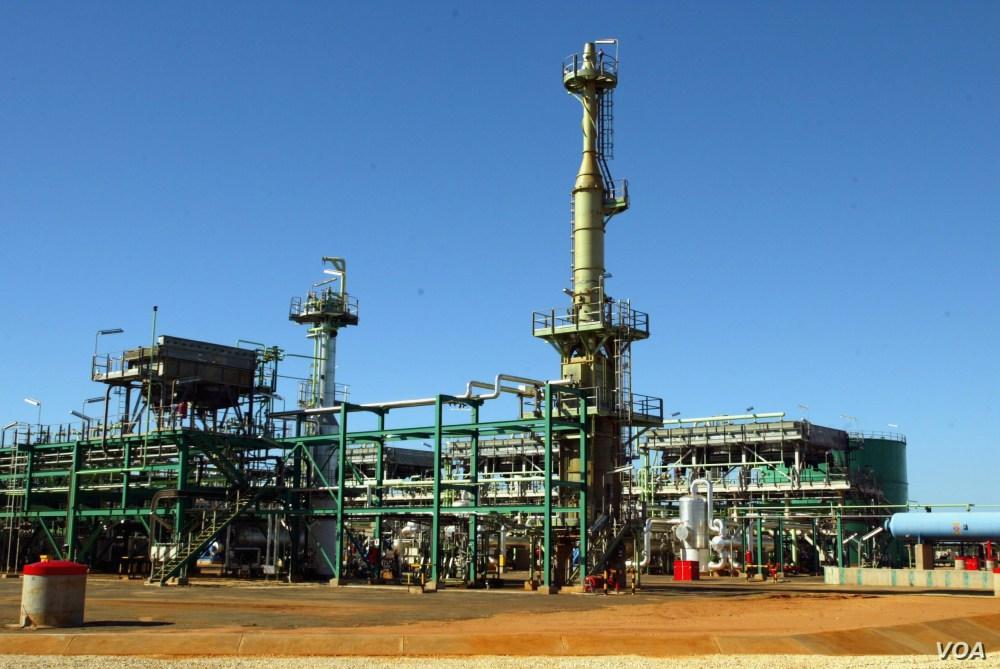 Impianto gassifero in Mozambico