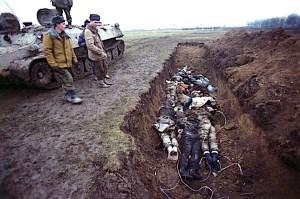 Ricorda 1999: la seconda guerra in Cecenia
