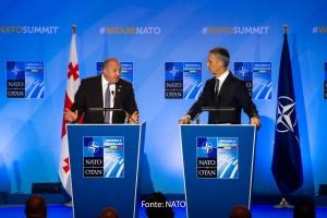 La Georgia nella NATO? Niente di nuovo da Bruxelles